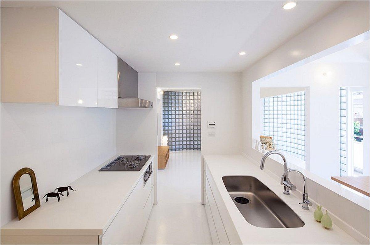 кухня в японском стиле дизайн фото проект