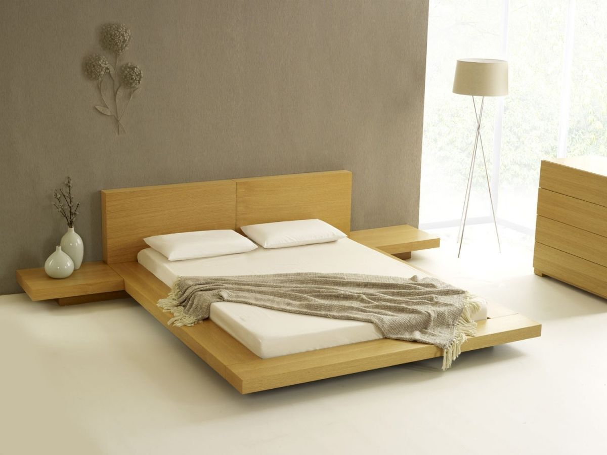 лаконичный интерьер гостиной в японском стиле