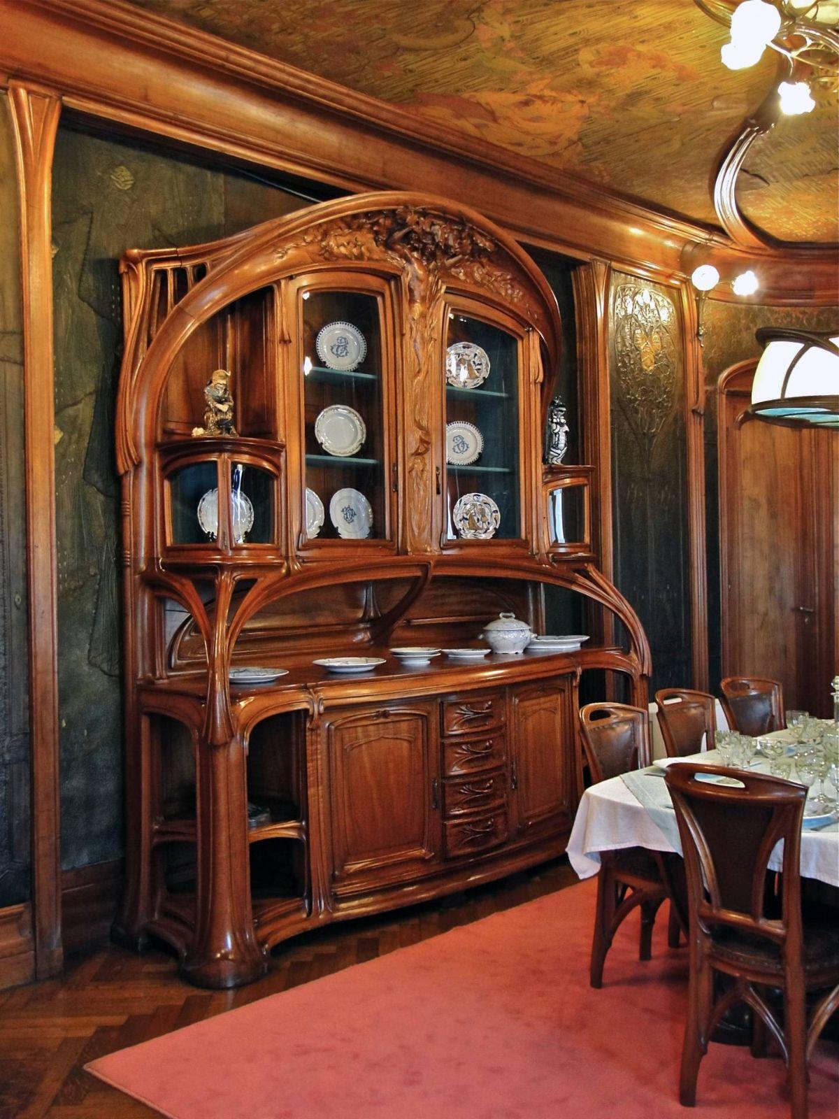 дизайн интерьера в стиле модерн дизайнерская мебель