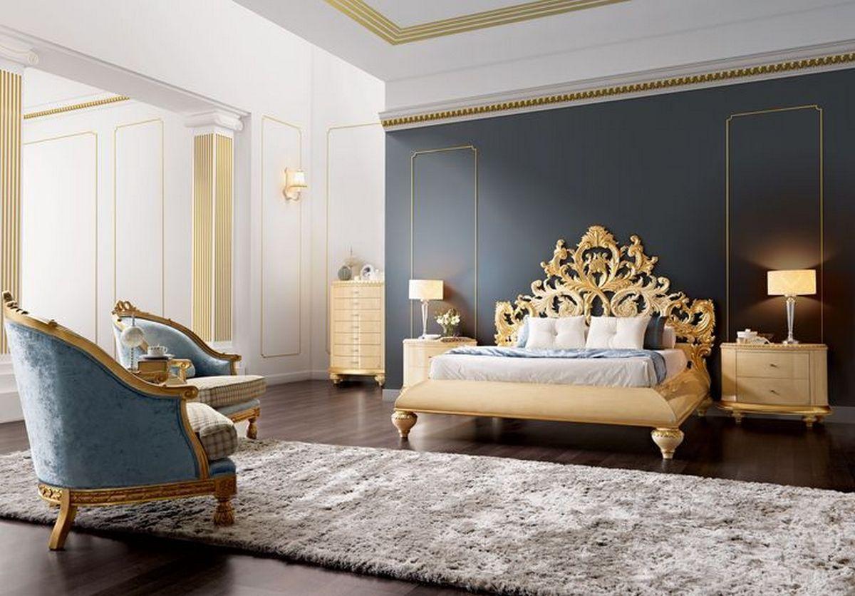 интерьер дома в стиле барокко фото
