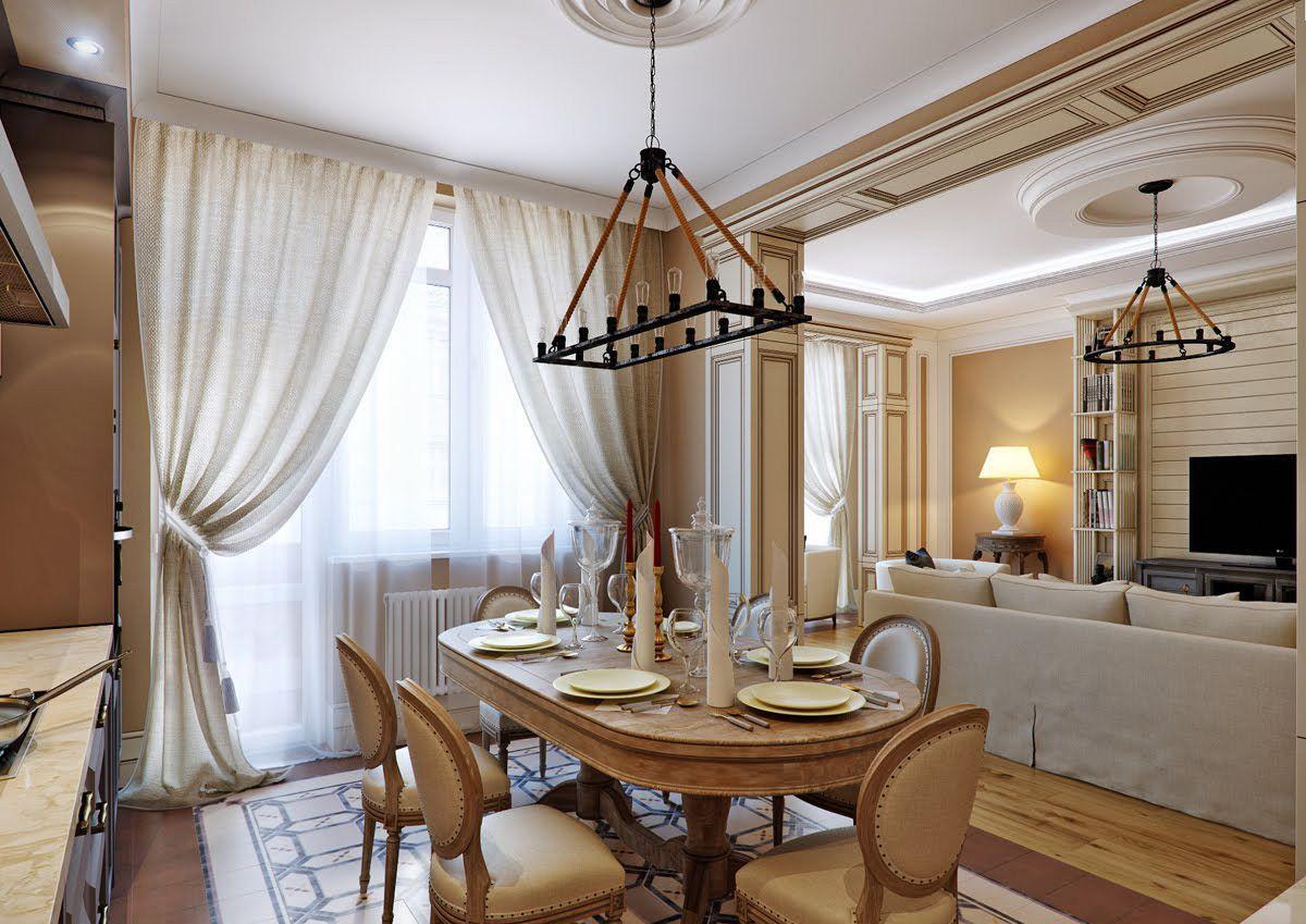 кухня в итальянском стиле пример дизайна