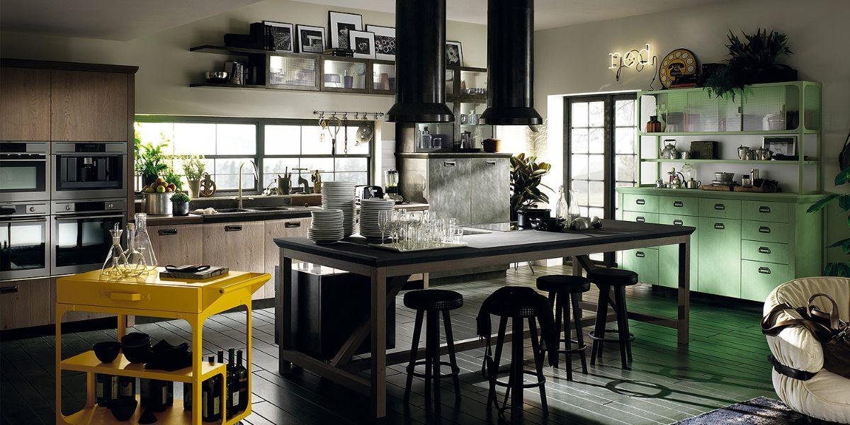 кухня в итальянском стиле нетривиальный дизайн