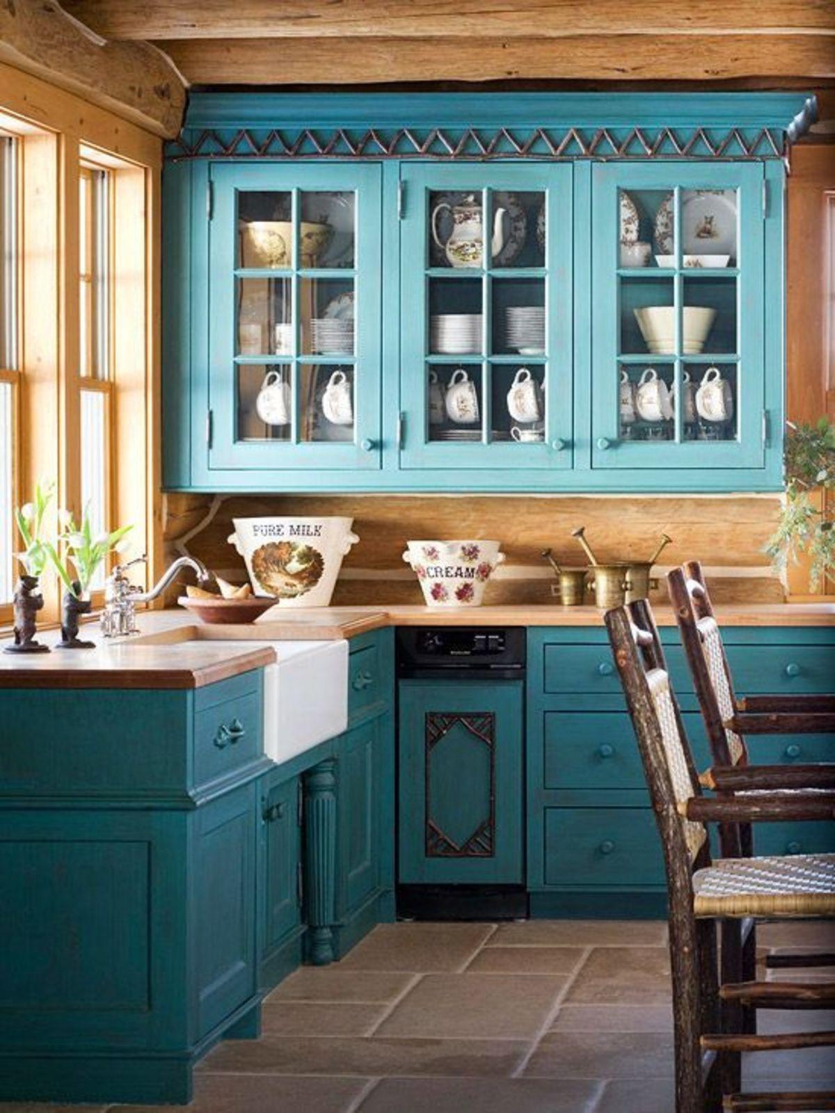 кухня в итальянском стиле угловой гарнитур