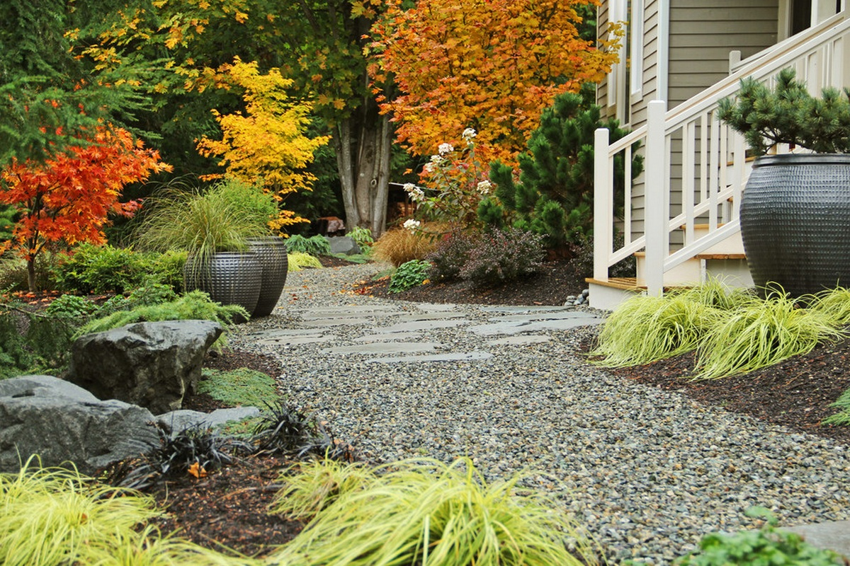 ландшафтный дизайн садового участка 10 соток