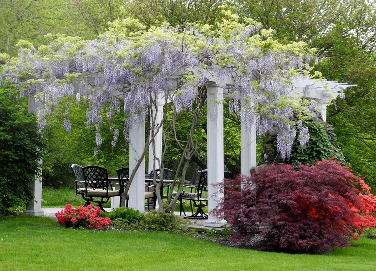 ландшафтный дизайн садового участка дизайн проект