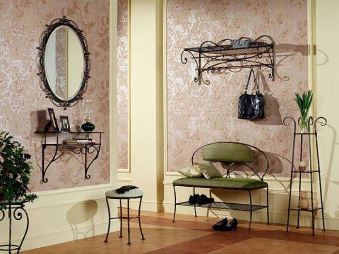 мебель для прихожей в стиле прованс