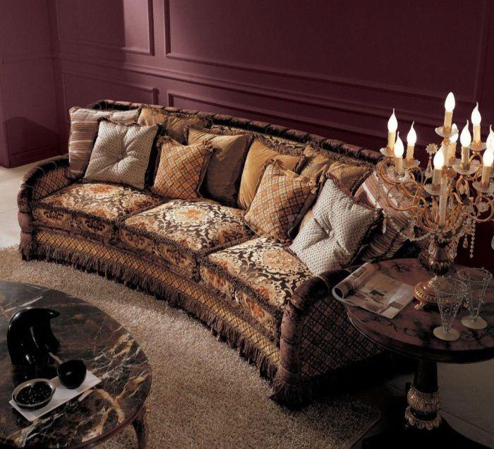 22. мебель с бахромой в восточном стиле