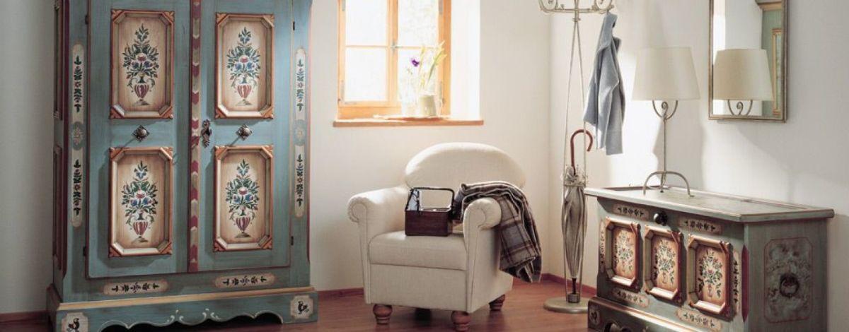 пример винтажной мебели в стиле прованс своими руками