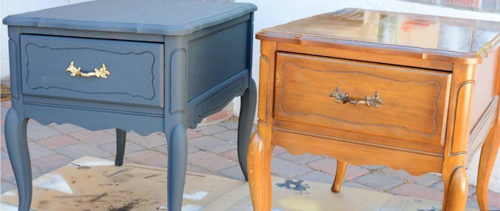 журнальный стол переделка в стиле прованс своими руками