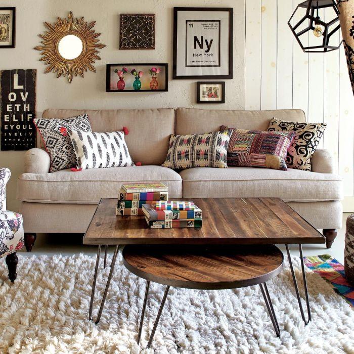 немаркая мягкая мебель для зала