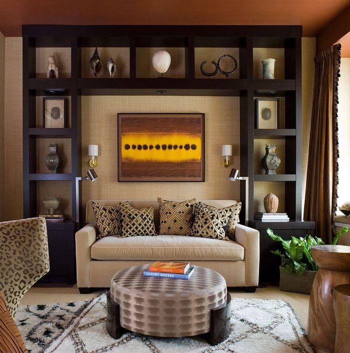 текстильная мебель в зал фото