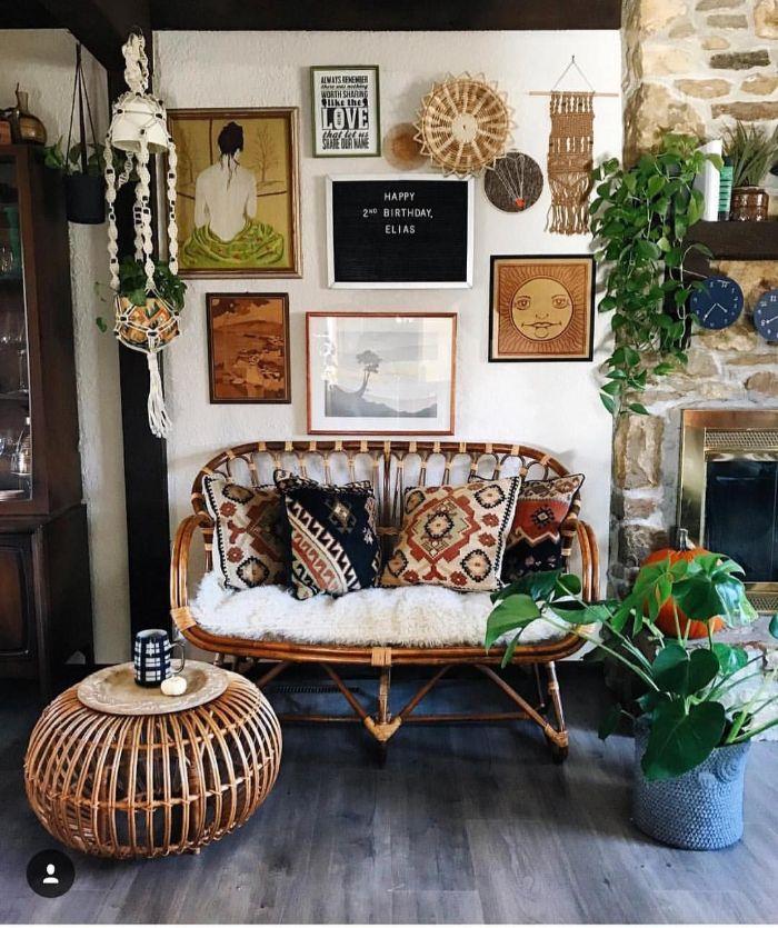 оригинальная мягкая мебель в зал