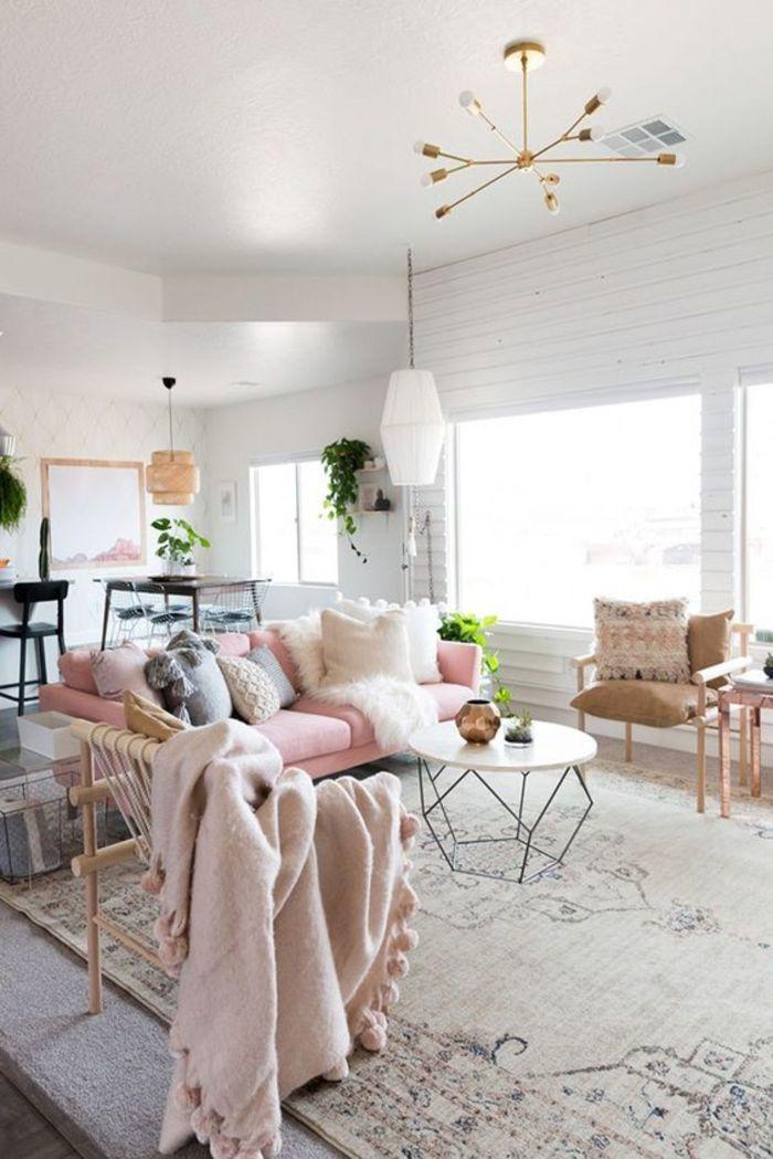 красивая мягкая мебель в зал фото