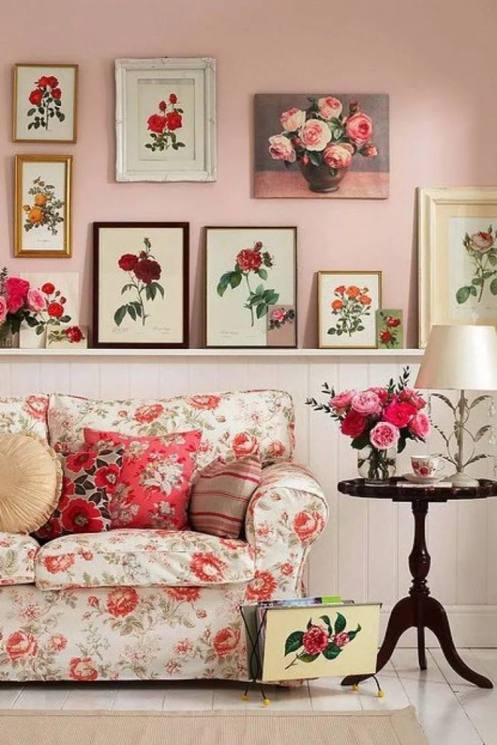 как подобрать мягкую мебель для зала