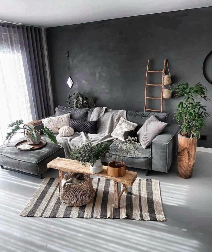 мягкая мебель в зал красивые фото