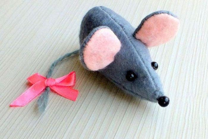 декор детской в год крысы