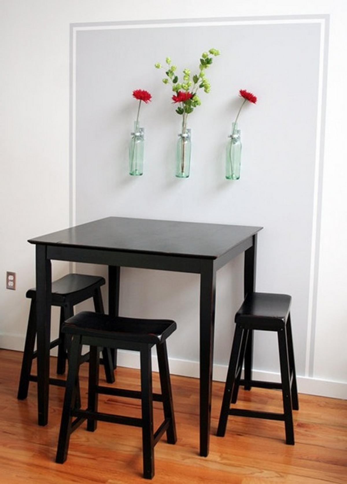 декор стена на кухне