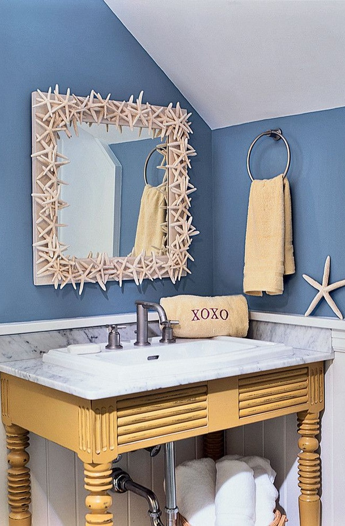 нестенные зеркала в интерьере ванной