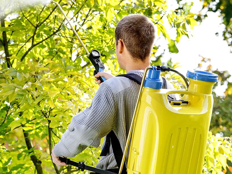 Советы при выборе садового опрыскивателя
