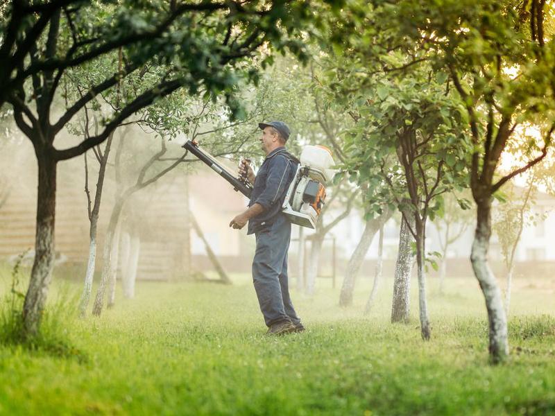 Какие функции в садовом опрыскивателе нужны?