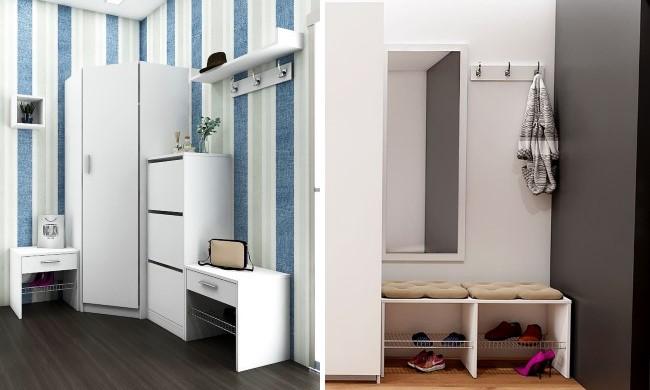 Мебель для хранения в прихожей от idea store ua