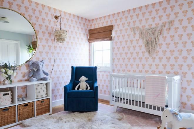 Макраме светильник и панно в интерьере детской - современные идеи