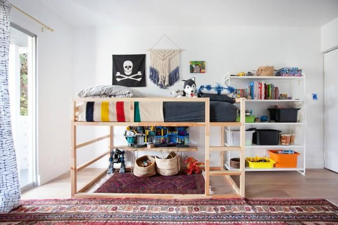 Макраме панно на стену - современные идеи для украшения комнаты мальчика