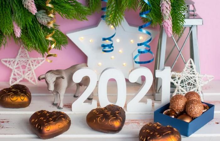 Тренды новогоднего декора 2021