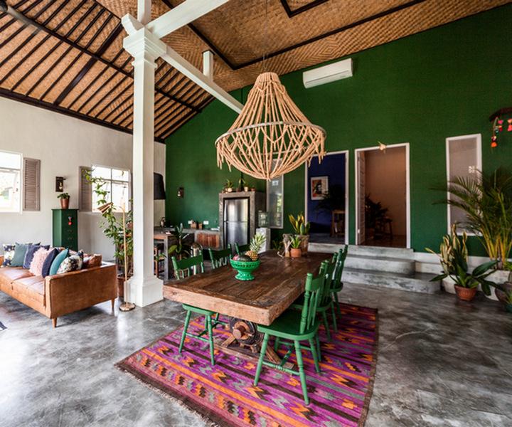 балийский стиль в современном интерьере