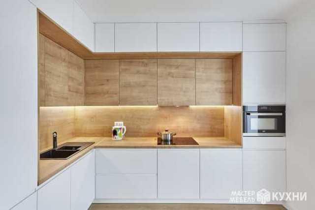интерьеры кухни в стиле минимализм варианты