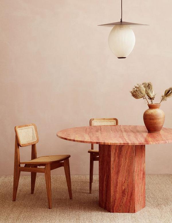модные тенденции в интерьере эко мебель фото