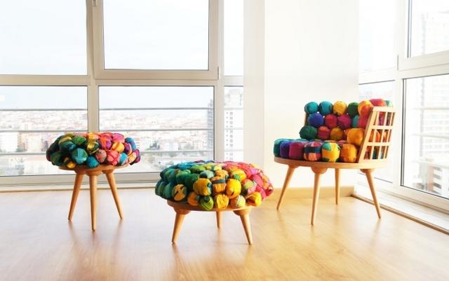 модные тенденции в интерьере эко мебель