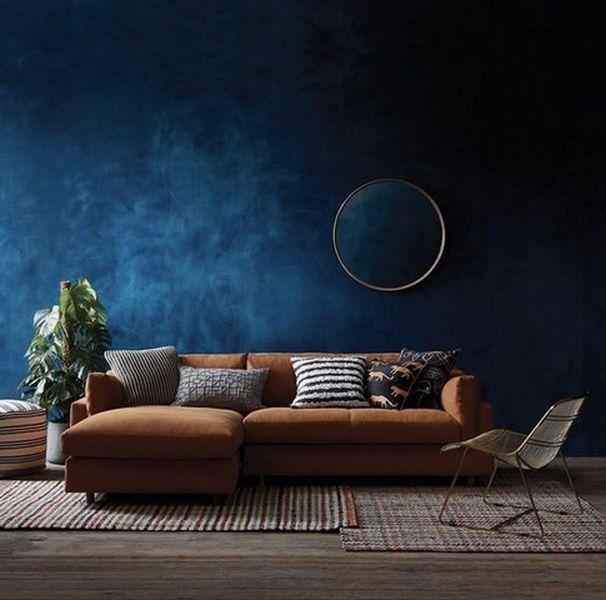 модные тенденции в интерьере пример цвета