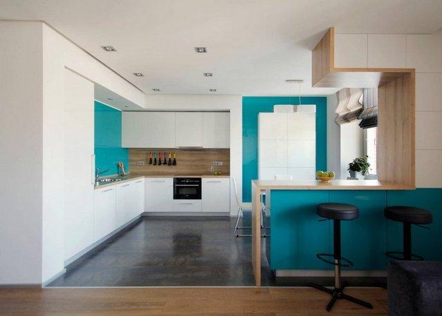 светлые кухни в стиле минимализм удачный дизайн