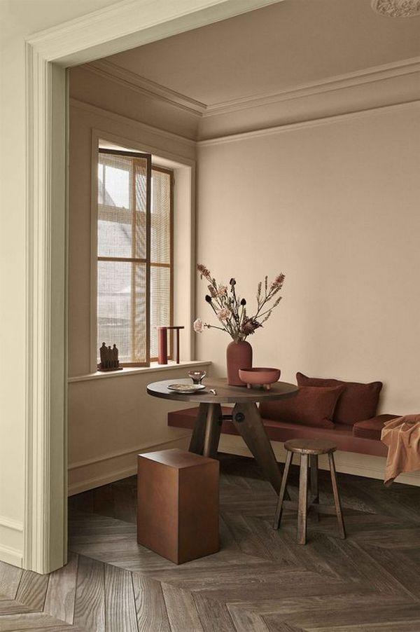 тренды дизайна интерьера 2021 мебель