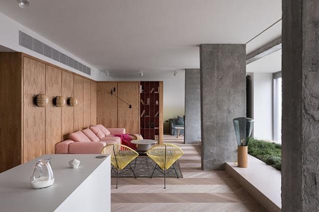 тренды дизайна интерьера 2021 небольшая квартира