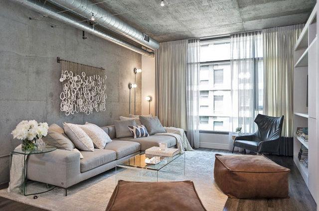 тренды дизайна интерьера 2021 в однокомнатной квартире