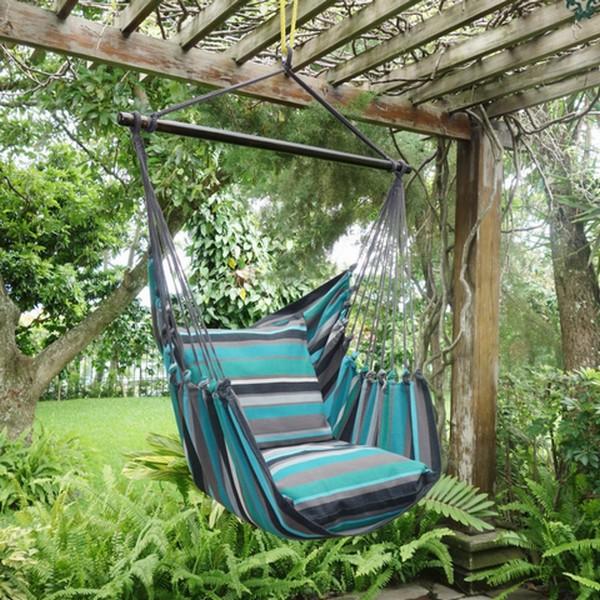 что можно сделать из старого кресла гамак