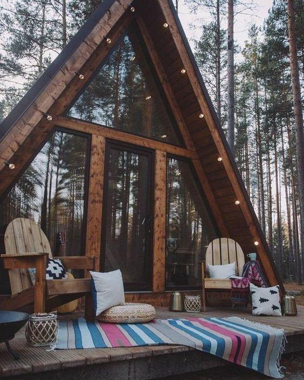 дом в стиле шале французский