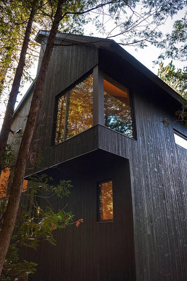 дома в стиле шале двухэтажные фото