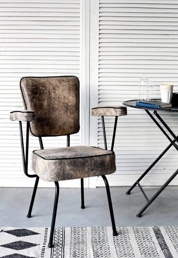 как из старого кресла сделать современное пример