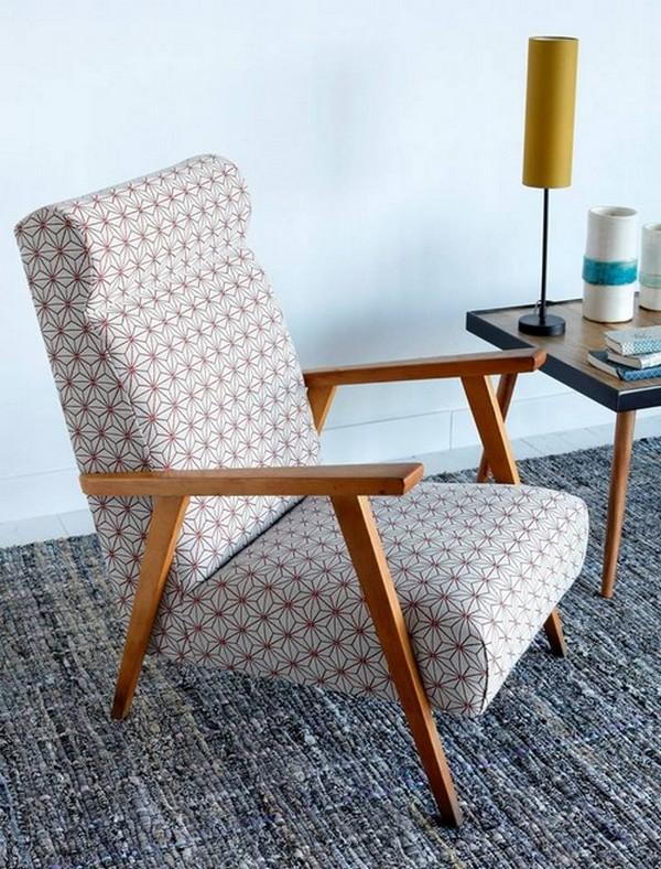 как из старого кресла сделать современного внешний вид