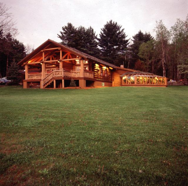 загородный дом в стиле шале фото