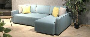Красивая обивочная ткань для дивана (фото)