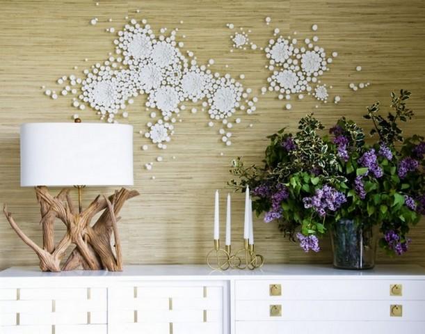 бамбук в интерьере фото панно