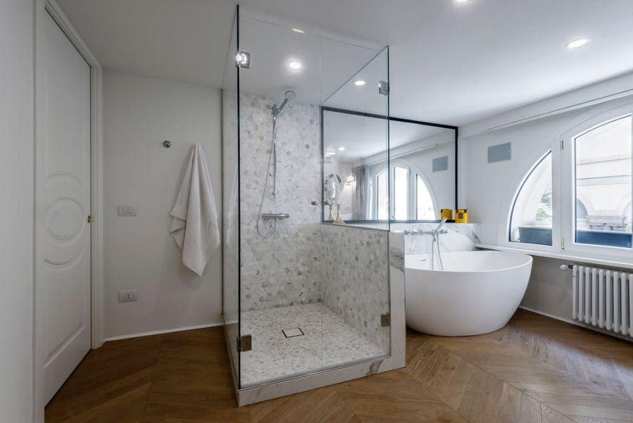 Эффектная ванная комната