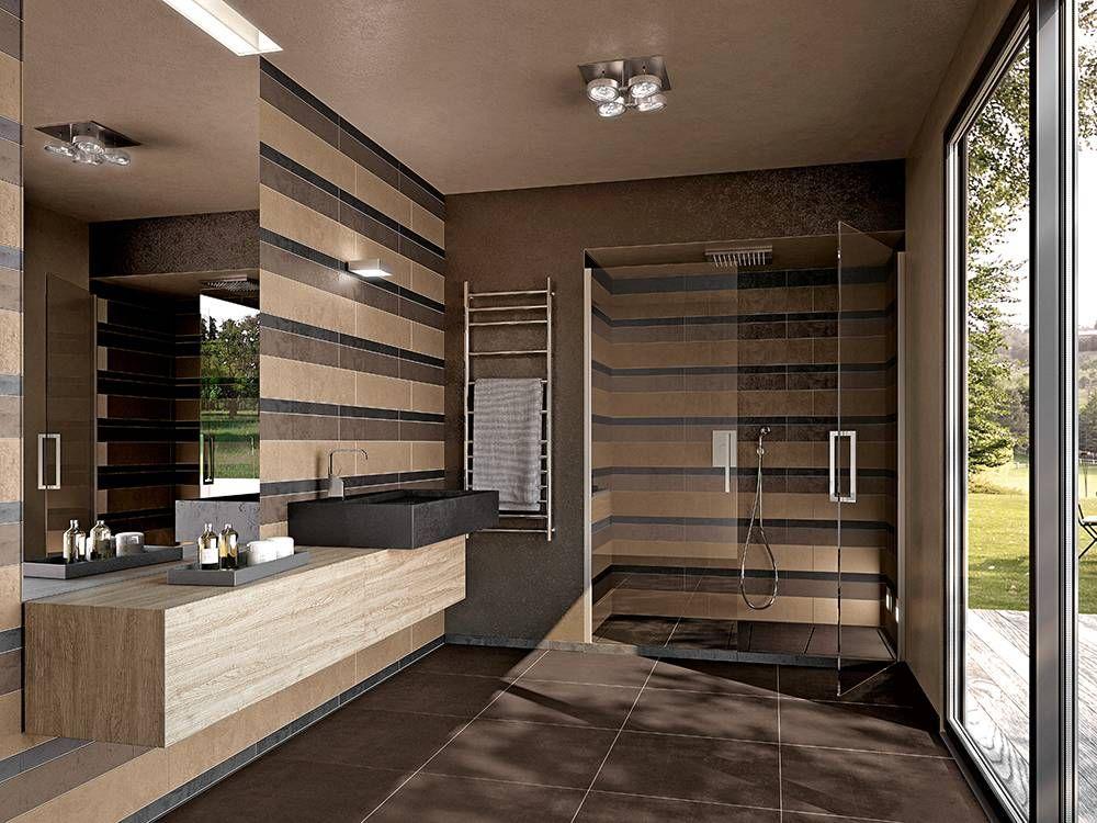 Ванная комната в частной доме